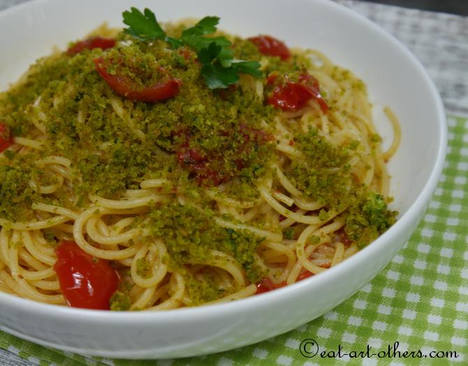Spaghetti alla molica