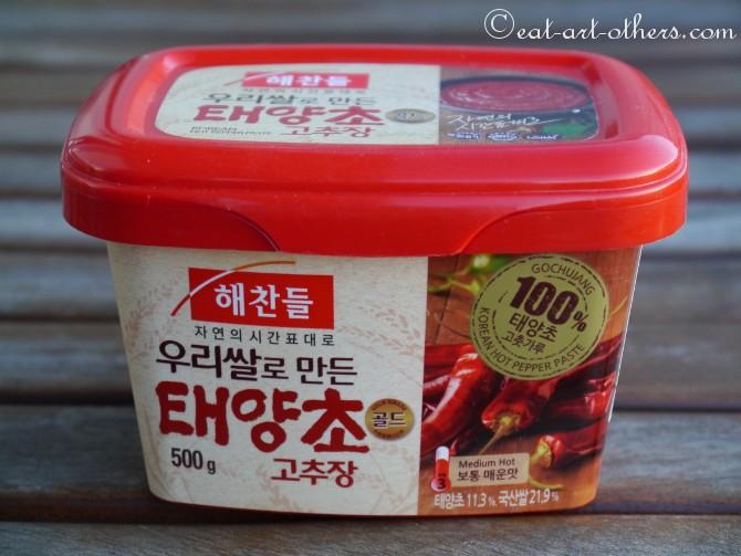Koreanische Chili-Dipsauce II